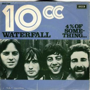 10-CC-Waterfall_2ndLiveRecords