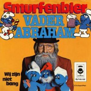 Abraham-Vader-Smurfenbier_2ndLiveRecords