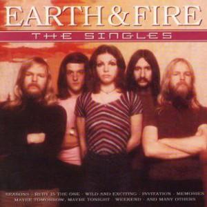 CD's Earth & Fire