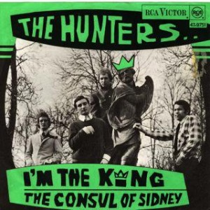 Hunters-The-Im-The-King_2ndLiveRecords