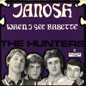Hunters-The-Janosh_2ndLiveRecords