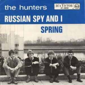 Hunters-The-Russian-Spy-And-I_2ndLiveRecords