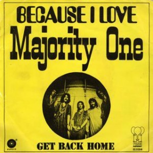 Majority-One-Because-I-Love_2ndLiveRecords