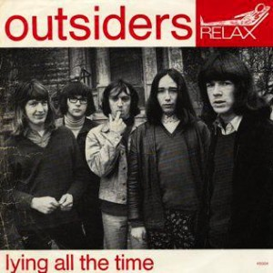 Outsiders-The-Lying-All-The-Time_2ndLiveRecords