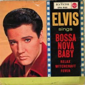 EP's Elvis Presley