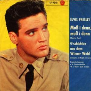 Singles Elvis Presley