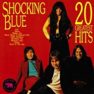 CD's Shocking Blue