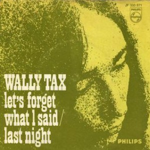 Tax-Wally-Lets-Forget-What-I-Said_2ndLiveRecords