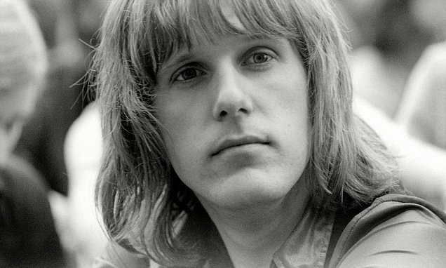 Mandatory Credit: Photo by Ray Stevenson/REX/Shutterstock (865626aq) Keith Emerson Isle of Wight Pop Festival, Britain - Aug 1969