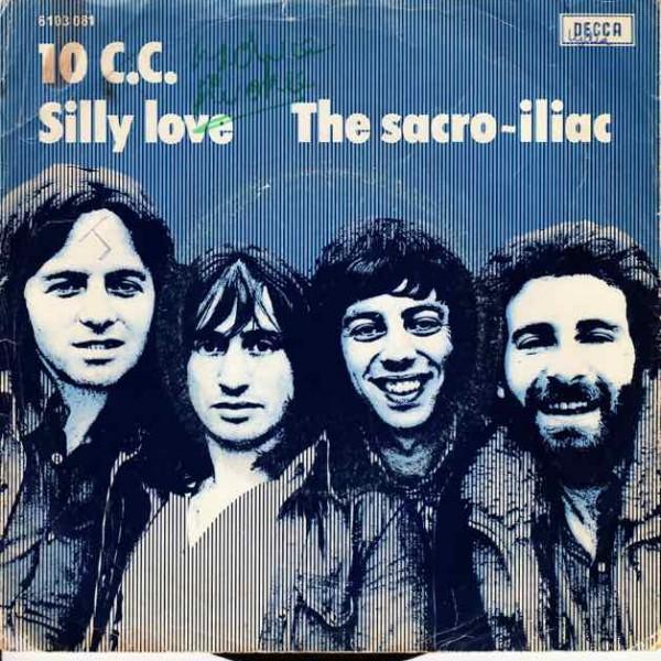10 CC Silly Love 1974