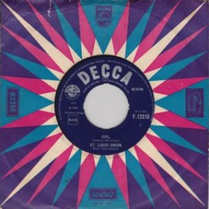 St Louis Union - Girl (Lennon-McCartney)