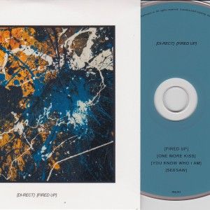 2016-09 Di-rect  - Fired Up (CD)