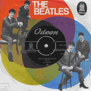 1963 Beatles - Roll Over Beethoven