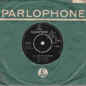 1963 Billy J. Kramer - I'll Keep Ypu Satisfied