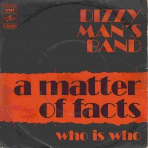 1972 Dizzy Man's Band - A Matter Of Facts